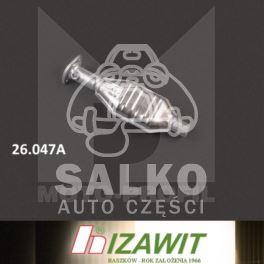 strumienica MEGANE 2,0/2,0-16v - zamiennik polski Izawit