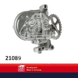 pompa oleju Citroen, Peugeot 1,0-1,4 TU bl.alu. - niemiecki zamiennik FEBI
