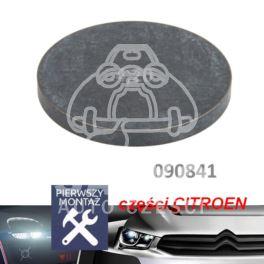 płytka regulacji zaworu C/P/R/F 40,00x4,20mm (oryginał Citroen)