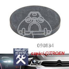 płytka regulacji zaworu C/P/R/F 40,00x3,85mm (oryginał Citroen)