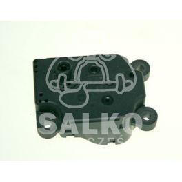 silnik regulacji klapek nagrzewnicy XSARA PICASSO +AC (BEHR) (oryginał Citroen)
