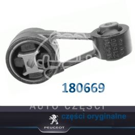 poduszka silnika Citroen, Peugeot 2,0-16v EW10J4 łącznik prawy (oryginał Peugeot)