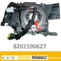 zwijacz kierownicy CLIO III/ KANGOO II 2008- z tempomatem - nowy oryginał Renault