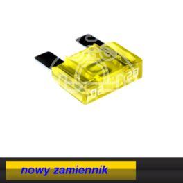 bezpiecznik płaski MAXI 20A 1szt (żółty)