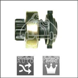 bendix rozrusznika BOSCH Citroen, Peugeot 2,0-16v 10z/10w/58,5mm - zamiennik włoski VISNOVA