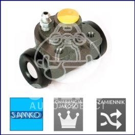 cylinderek hamulcowy AX/SAXO/106 lewy BDX CRCI 19,05 - zamiennik włoski SAMKO