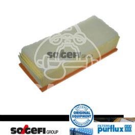 filtr powietrza Citroen C8/JUMPY III 2,0HDi - oryginał francuski Purflux