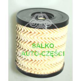 filtr oleju Citroen, Peugeot 2004- wkład 1,4-2,2HDi