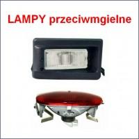 LAMPY PRZECIWMGIELNE