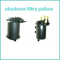 filtr paliwowy - obudowa