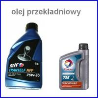 olej przekładniowy