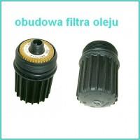 filtr oleju - obudowa