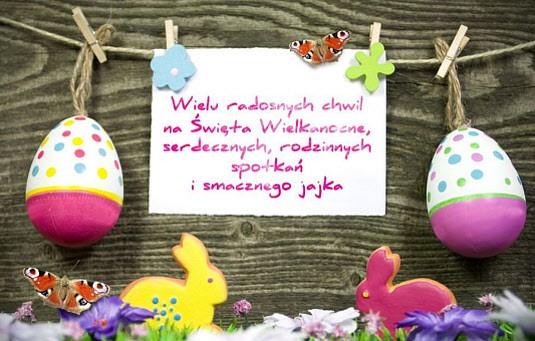 Z okazji Wielkanocy życzenia spokoju i wypoczynku wszystkim naszym klientom od załogi Salko